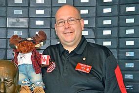 Chris Kekes, District Coordinator