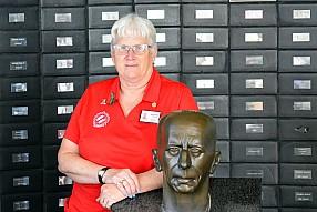 Brenda Dineen, Club Support Director