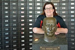 Vice Governor Debbie Ruffley