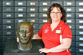 Elaine Frook, Secretary / Communications Director