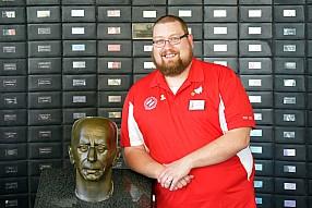 Jay Vaughn, Awards Director / Risk Manager