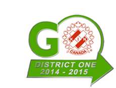 Go Team - Kinsmen, Kinette and Kin Clubs of District 1 - Kin Canada