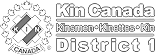 Kinsmen, Kinette and Kin Clubs of District 1 - Kin Canada