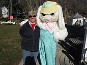 Good Kin Sue and the Easter Bunny